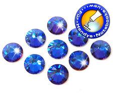 50 Swarovski 2088 xirius Crystal Meridian Blue, ss16 no HotFix (Stass piedras)