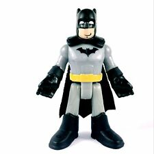"DC SUPER FRIENDS Fisher-price Imaginext BATMAN 2.5"" collect figure toy boy doll"