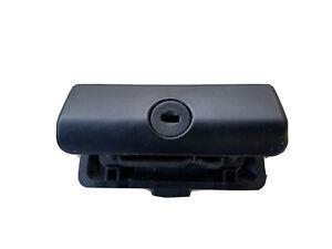 BMW 3-Series E46 Glove Box Latch '99-06 Lock Handle Black Compartment genuine