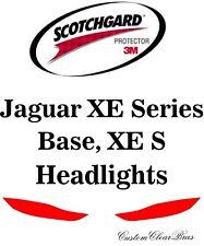 3M Scotchgard Paint Protection Film Clear 2020 2021 Jaguar XE Series Base XE S