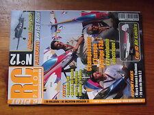 8µ? Revue RC Pilot n°12 plan encarté Wimpy / Entoilage EPP Hellcat Decathlon