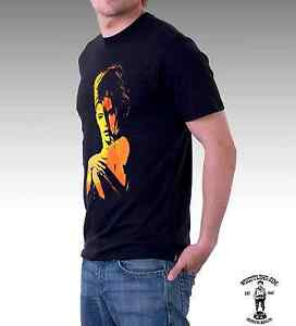 Kylie Minogue T-Shirt by Whistling Jim (Mens)