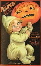 Pumpkin Carving Contest Harvest Fall Autumn Halloween Pumpkin Metal Sign