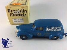 1/43 BROOKLIN 9 FORD SEDAN 1940 PCTS 1984 CANADA'S PACIFIC COAST TOY SHOW LTD100