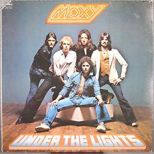 Moxy Under the Lights LP Mercury SRM-1-3723