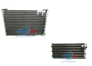 78-86 Porsche 928 Condenser AC4970 and Evaporator EV4970  92857314303