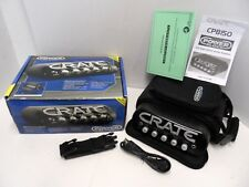 Crate Power Block Powerblock CPB150 Portable Guitar Amp Head VTG STEREO 150 watt