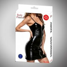 Body Pleasure - TL104 - Wet Look - One Size Fits Most - Gift Box - Black