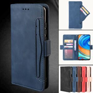 For Google PIXEL 5 4A 5G 4 XL 3A XL Case Leather Wallet Card Magnetic Flip Cover