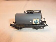L1 K/1/17 Modelleisenbahn Eisenbahn Spur N Arnold Tankwagen Kesselwagen ARAL