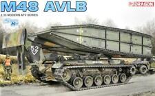 M48  AVLB  Brückenlegepanzer von DRAGON in 1/35
