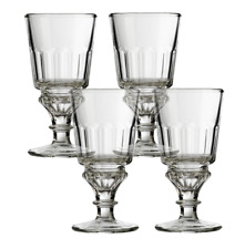 Authentic La Rochere Pontarlier Absinthe Glass Set Of 4 French Specialty Drink