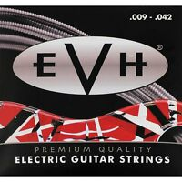EVH 942 Eddie Van Halen Premium Electric Guitar Strings (09-42)