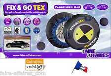 Chaussettes chaînes à neige textile enveloppes FIX & GO TEX Taille B