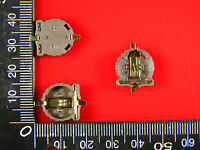 10pcs CR1220 Battery Button Coin Cell Holder 1220 Socket Case (SMD) #BO504-1