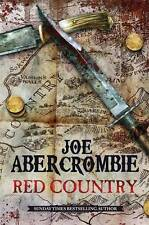 Red Country by Joe Abercrombie,Dave Senior