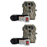 Stealth Cam 7MP Infrared Scouting Game Trail Camera w/ SD Card (2 Pack) | P18CMO