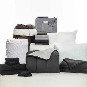 OCM 20-Piece Comfort Pak, College Dorm Twin XL Bedding, Bath & More, 30+ Styles
