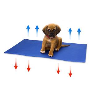 Pet Cooling Mat Pet Accessories Non-Toxic Waterproof Cooling Mat Pukkr