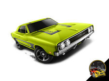 Hot Wheels Cars - '69 Dodge Charger 500 Green