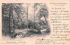 France postcard Au Pays du Champagne Les Environs D'Epernay ca 1903
