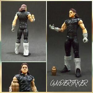 WWF WWE Undertaker w/ Urn Wrestling Action Figures Mattel Toys Figurines