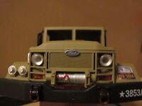 Scheinwerfer Blinker Glas WPL Hen Long M35A2 LKW 1/16 RC Military Truck Crawler