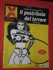 classici erotismo POSTRIBOLO TERRORE N°2-SOLANO LOPEZ- DISEGNATORE ETERNAUTA