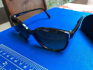 PRADA Women's Vintage Polarized Sunglasses Brown HAVANA SPR 01O 2AU-6E1