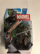 WORLD WAR HULK 2011 HASBRO MARVEL UNIVERSE SERIES 3 MOC
