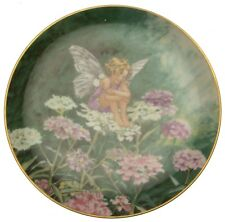 More details for heinrich villeroy and boch the candytuft fairy plate cp554