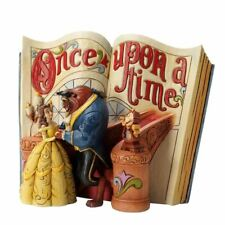 Disney Beauty and The Beast Love Endures Storybook Figurine - Boxed Collectors