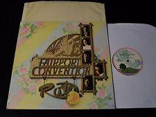 Fairport Convention-Rosie-ORIGINAL 1973 UK Pink Rim Island-NEAR MINT & STUNNING!