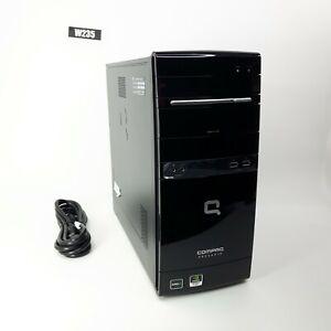 HP COMPAQ PRESARIO CQ5600F DT AMD ATHLON II 170u 4GB 500GB WIN HOME PRO W235