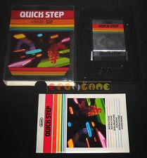 QUICK STEP - Atari Vcs 2600 - Versione Italiana - USATO