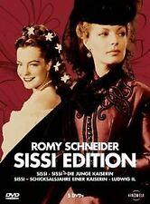 Romy Schneider - Sissi Edition [5 DVDs] von Luchino Visco... | DVD | Zustand gut