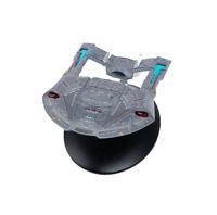 Steamrunner Class - Star Trek Metall Raumschiff Modell Eaglemoss #54 deutsch