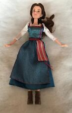 Disney Beauty and the Beast Belle Village Dress Doll B9164