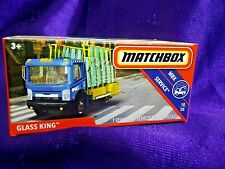 Matchbox Power Grabs Glass King Mbx Service 10/20 Boxed Diecast New Release