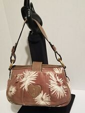 Juicy Couture Beige Bumble Bee Daisy Dream Purse