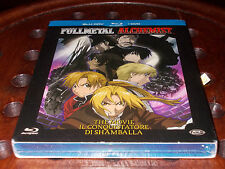 Fullmetal Alchemist The Movie  Il Conquistatore Di Shamballa Blu-Ray ..... Nuovo