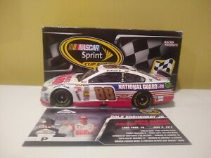 DALE EARNHARDT JR 2014 ACTION #88 POCONO WIN NATIONAL GUARD CHEVY 1/24 XRARE!!!