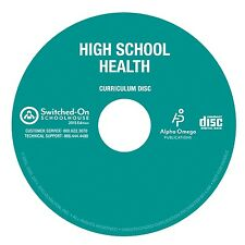 Switched on Schoolhouse High School Health