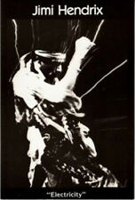 JIMI HENDRIX ELECTRICITY POSTER (60x87cm)  PICTURE PRINT NEW ART