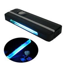 4W Short Wave UV Fluorescent Rocks Stamps Detect Germicidal Ultraviolet Lamps