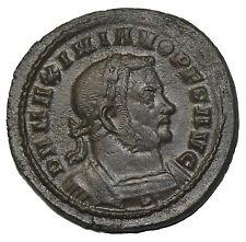 Maximianus 307 AD AE Follis London Mint RIC.90 Ancient Roman Coin