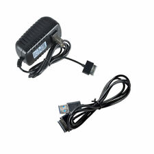 AC Wall Charger + USB Data Sync Cable for Asus Eee Pad Transformer TF201 TF101