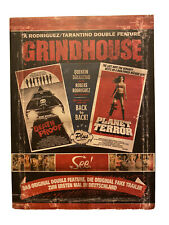 DVD - Grindhouse Limited Edition! Death Proof & Planet Terror - Neuwertig! Gut!