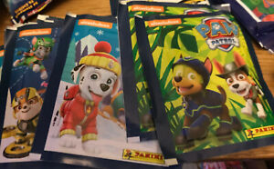 PANINI PAW PATROL SERIES 2 -50 SEALED PACKETS SPECIAL OFFER