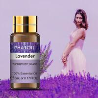 100% Pure & Natural Essential Oil Aromatherapy Therapeutic Grade Essential Oil H